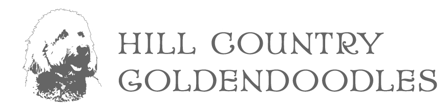 Hill Country Goldendoodles Logo